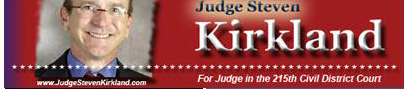 Judge Kirkland Banner