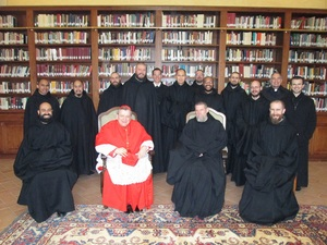 Cardinal Burke and Community-small