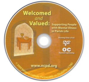 Welcomed and Valued CD Image - Small