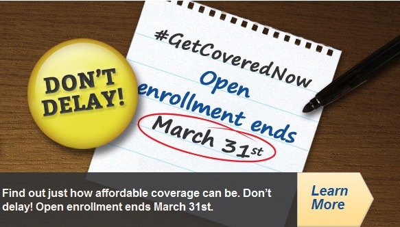 get covered now