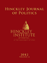 Hinckley Journal of Politics