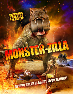 Monsterzilla Poster