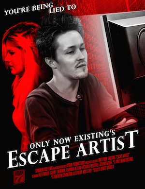 Only Now Existings Escape Artist