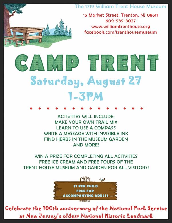 camp trent flyer white