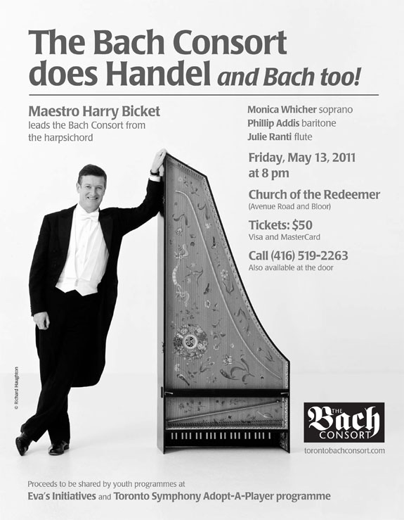 Bach Consort 2011