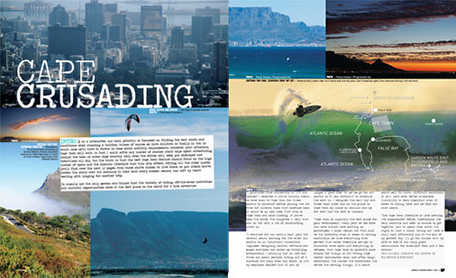 Cape Town feature in issue 53