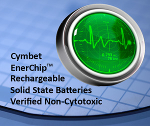 EnerChips are Biocompatible