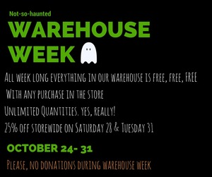 Warehouse Week FB