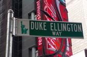 Duke Way Sign