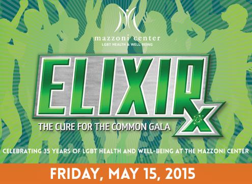 Elixir 2015: Celebrating 35 years of LGBT Health & Wellness