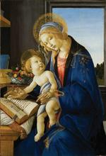 Botticelli-Sandro_Madonna-of-the-Book_Poldi-Pezzoli 2