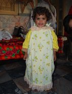 Litlle girl in Nowshera 3