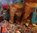 Peruse beautiful hand-crafted items in our African Marketplace.