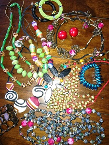 Come shop beautiful hand-crafted items in our African marketplace.