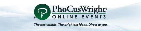 PhoCusWright Online Event