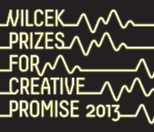 Vilcek Prizes for Creative Promise 2013