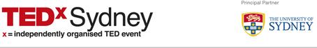 TedxSydney logo header