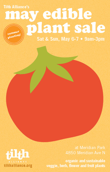May Edible Plant Sale