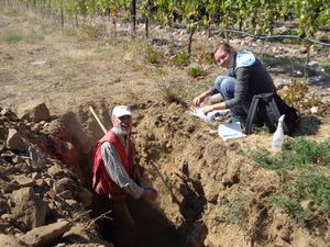 Field Soil Description & Classification Course @ Okanagan College, Revelstoke, BC