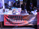 Express Yourself!® booth