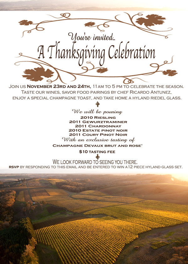 Hyland thanksgiving promotion 7