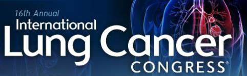16th Intl Lung Cancer Congress
