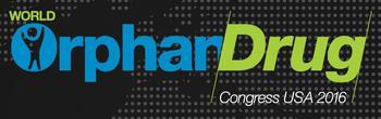 World Orphan Drug Congress 2016 LOGO