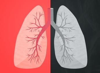 Smokers Lungs by macrovector FREEPIK Free Lic CC0