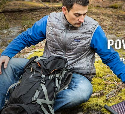 YOUR OWN PERSONAL, PORTABLE POWER PLANT.