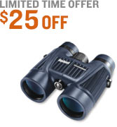 H2O Binoculars - $25 Off Limited Time Offer