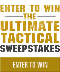 Enter to Win The Ultimate Tactical Sweepstakes - Enter To Win