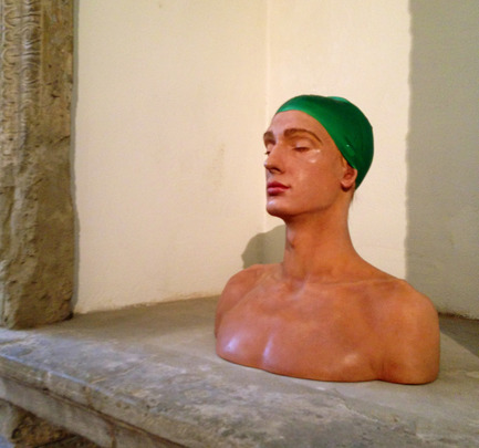 Matteo by Carole Feuerman