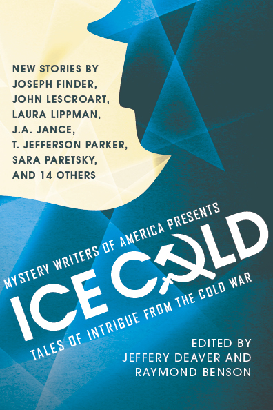 Ice Cold Anthology Cover