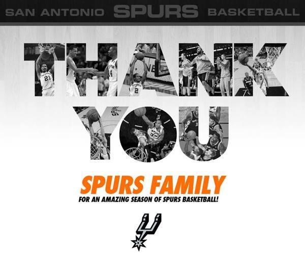 Spurs Family