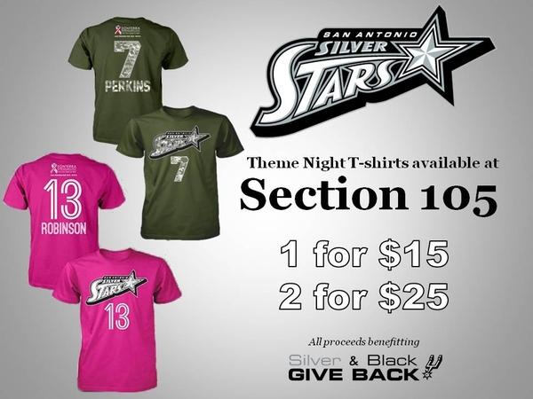stars shirts 2