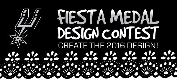 11616 Spurs Fiesta Medal Design Contest Graphic - Vertical Response 2
