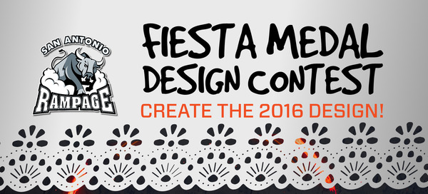 11617 Rampage Fiesta Medal Design Contest Graphic - Vertical Response
