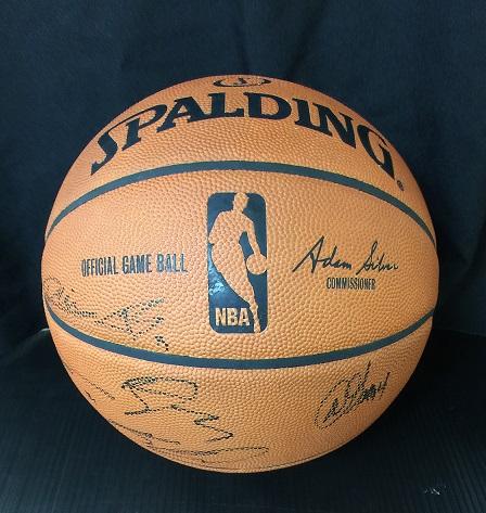 Spurs Ball