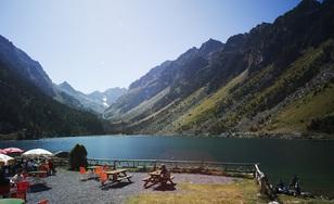 Lac de Gaube. Cauterets