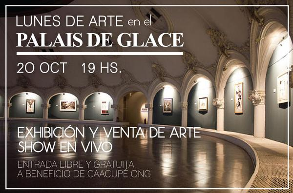 Lunes de arte en el Palais