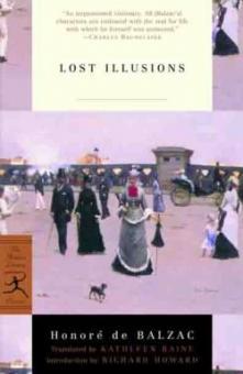 Lost Illusions Book Cover