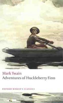 Huckleberry Finn book cover