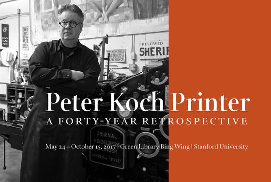 Peter Koch Printer