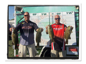 1st Place win on Lake Winnebago