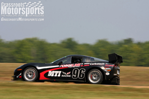 Reese Cox 2006 MTI Racing Chevy Z06 Wing-GM-V8 Thunder