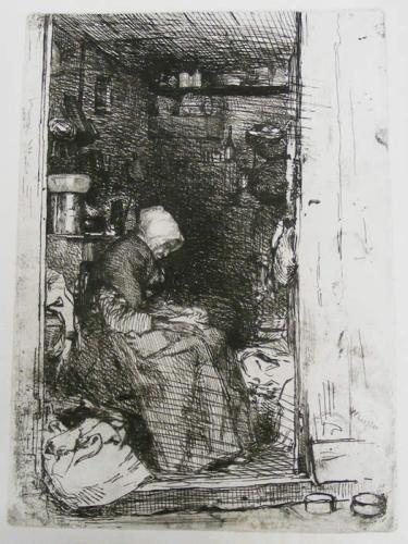 James_Abbot_McNeill_Whistler-La_Vielle_Aux_Loques 2