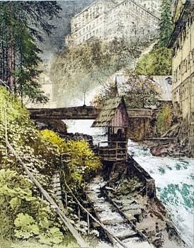 lk93 - Bad Gastein - Cascades