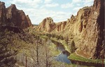 crooked river by smith rock
