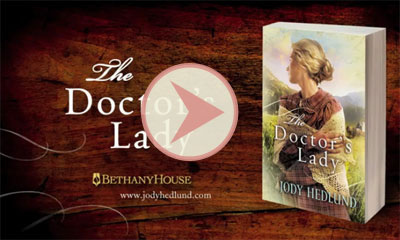 The Doctor's Lady book trailer!