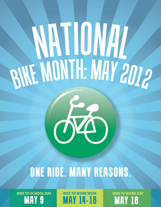 bike month 2012 logo
